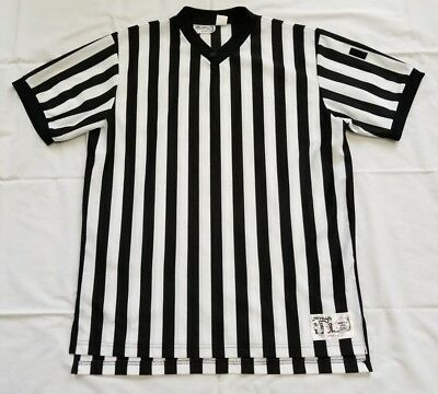 Honigs Whistle Stop Referee Jersey W//Whistle Loop LargeTeflon *Brand New W//Tags!