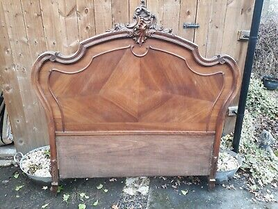 Antique French Bed. Louis Xv Style