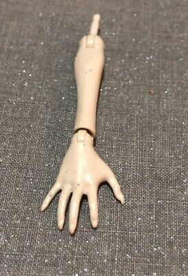Monster High Doll Parts - Grey Right Arm & Hand Rochelle Goyle