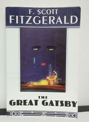 The Great Gatsby By F Scott Fitzgerald 2004 Softcover