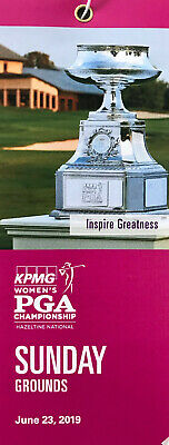 2019 KPMG Women's PGA Championship Grounds Tickets - Sunday