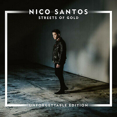 Nico Santos - STREETS OF GOLD (UNFORGETTABLE EDITION) - (CD)