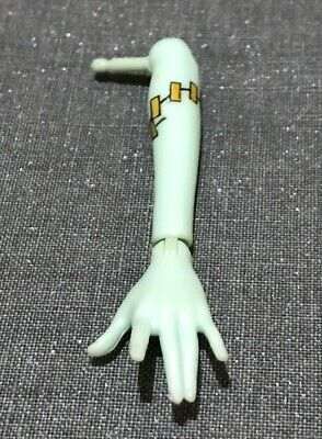 Monster High Doll Parts - Left Arm & Hand For Frankie Stein