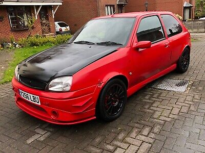 Track Car- Ford Fiesta Zetec S With Puma Engine Conversion