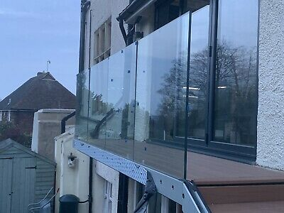 5 Panes Of 17.5mm Toughened Laminated Architectural Glass