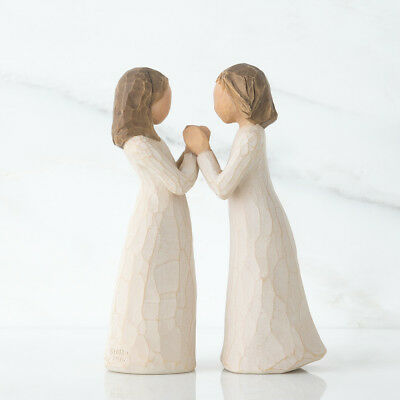 Willow Tree Sisters by Heart figurine , 26023  Brand New In box.