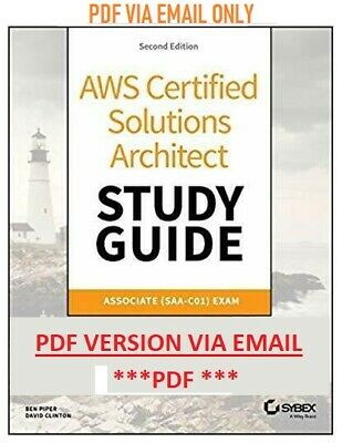 AWS Certified Solutions Architect Study Guide Associate SAA-C01 Exam
