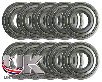 Rad Kugellager 17 mm X 35mm 6003zz 10er Pack UK Kart Store