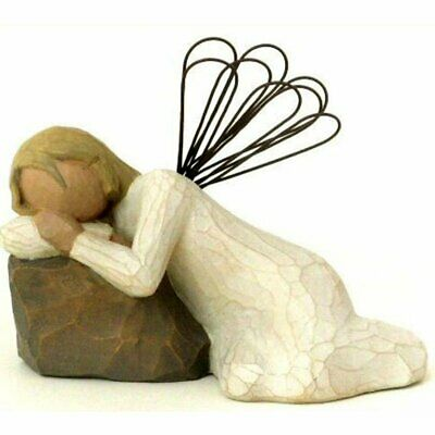 Willow Tree Dreaming Angel figurine , 26151  Brand New In box. from 2004 rare