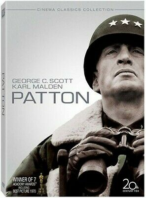 Patton (DVD, 2006, 2-Disc Set, Special Edition; Gold O-Ring)
