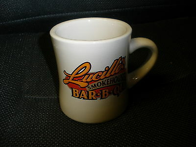 "Lucille's Smokehouse Bar-B-Que MUG - ""The Best BBQ in the Country!"""