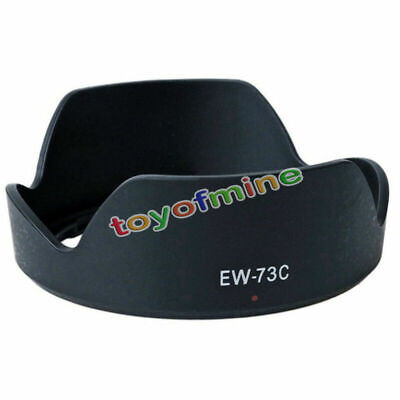 Bayonet Mount Lens Hood Canon EF-S 10-18mm f/4.5-5.6 IS STM Lens replaces EW-73C