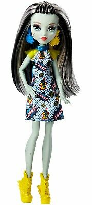 New Mattel Monster High Frankie Stein Doll