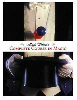 Mark Wilson's Complete Course in Magic by Wilson, Mark Anthony