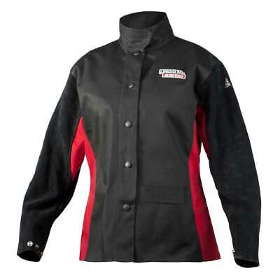 Lincoln Electric K3114 Jessi Combs Women's Shadow Welding Jacket, Small