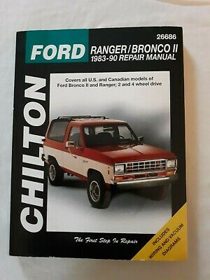 90 FORD RANGER Bronco Ii Am Fm Radio Cette Player ... F F Ford Ranger Stereo Wiring Diagram on
