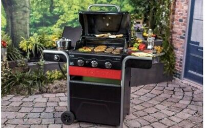 Char Broil Gas2coal 3 Burner Gas And Charcoal Combination Hybrid Barbecue Grill