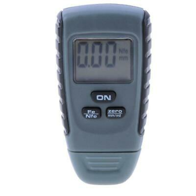 RM660 Digital Paint Coating Thickness Gauge 0-1.25mm W/ Iron Digital Paint BE
