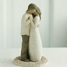 Willow Tree Promise Cake Topper Figurine Brand New