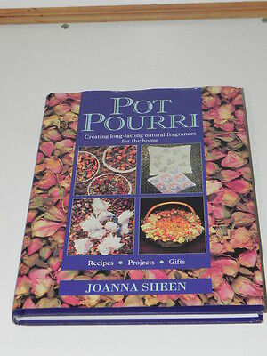 Nice Used Book Pot Pourrii.. Creating long-lasting natural fragrances
