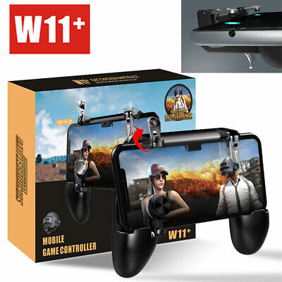 PUBG Mobile Wireless W11+ Gamepad Remote Controller Joystick for i Phone Samsung