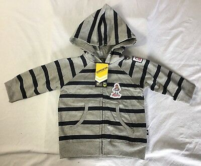 Boys Size 0 ~ NRL Sydney Roosters Hooded Jacket ~ New ~ MBC