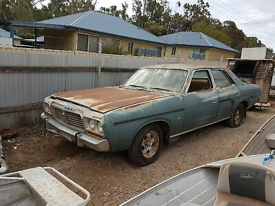 Valiant Chrysler, Complete, Good for Refurbishing. Local Pick-up Only.