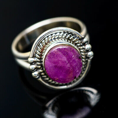 Star Ruby 925 Sterling Silver Ring Size 7 Ana Co Jewelry R945126 Jewelry & Watches