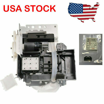 For Mutoh RJ1300 / VJ1604W / RJ900 Maintenance Cap Station Pump Capping Assembly