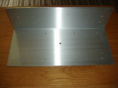 Aluminum (4mm) Amplifier Chassis Designed for Maplin MOS-FET Modules