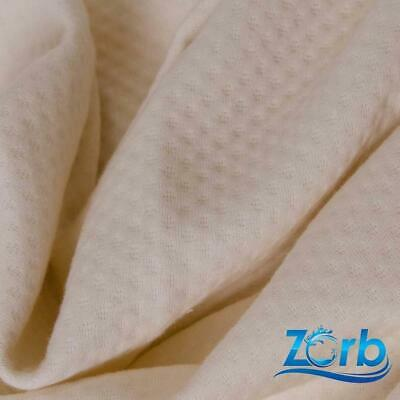 Ready-AbZORB™ Zorb® 3D Polyester Stay Dry Dimple Super Absorbent Fabric