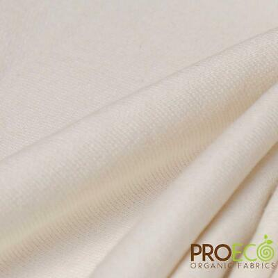 Ready-AbZORB™ ProECO® Heavy Bamboo French Terry Silver Fabric with SILVADUR™