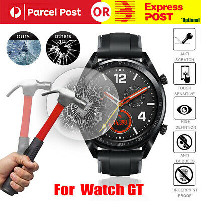 For Huawei Watch GT Premium Tempered Glass Screen Protector 9H Hardness AU Ship