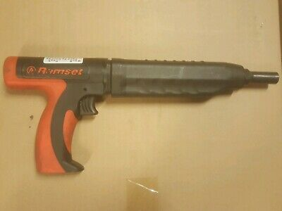 Ramset Nail gun MasterShot 0.22 Caliber Powder Actuated Tool uk Based