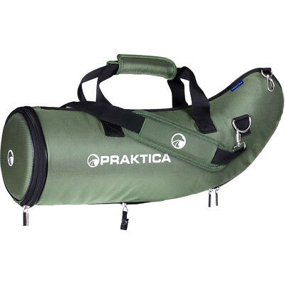 Praktica Spotting Scope Case for 70mm and Above - Green ,London