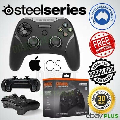 SteelSeries Stratus XL Bluetooth Wireless Gaming Controller for iOS Devices NEW