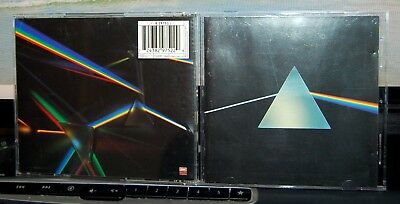 "Pink Floyd.  ""Dark Side Of The Moon""  Cd Uk 1996. Ex Cond."