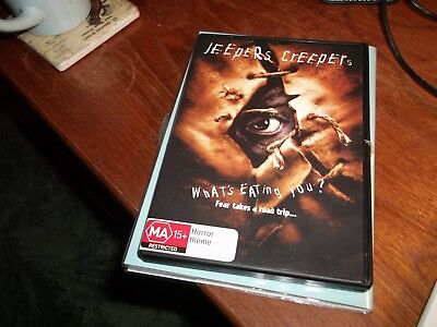 Jeepers Creepers - DVD Region 1