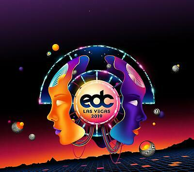 EDC VEGAS 2019 ELECTRIC DAISY CARNIVAL RV PASS and 50 AMP Power Add On