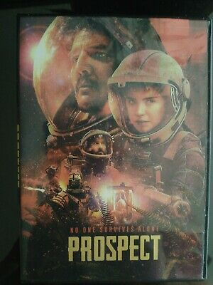 DVD PROSPECT 2019 new sci-fi classic Pedro Pascal Sophie Thatcher Jay Duplass VG