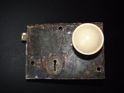 Antique Door Mechanism GWO No Key