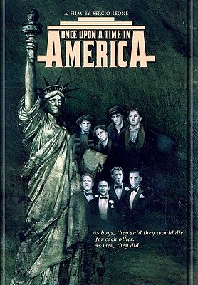 Once Upon A Time In America movie poster (b) Robert De Niro poster
