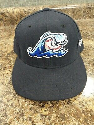 2338d316abefe West Michigan Whitecaps 7 1 4 Fitted Hat New Era 59FIFTY Minor League  Baseball