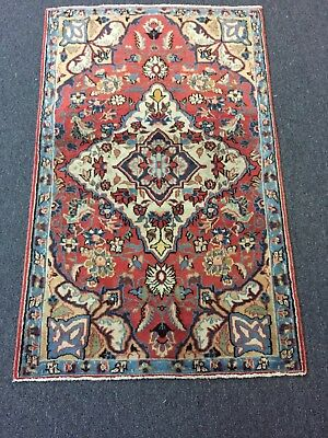 "On Sale Beautiful Hand Knotted Persian-Najaf Abad Rug Floral Carpet 2'7""x4""2"""