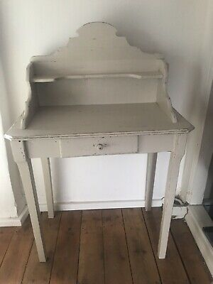 Victorian Distressed Pine Dressing Table
