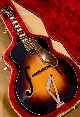 Gretsch Vintage 1954 6014 Synchromatic Archtop / Rare in this Condition !!