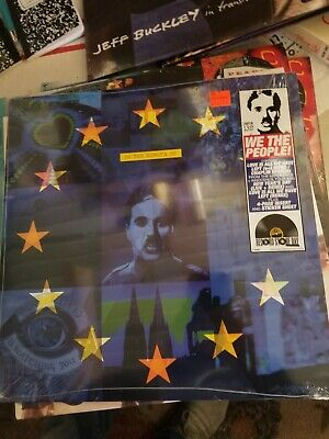 "U2 ""The Europa EP""   12"" VINYL RSD RECORD STORE DAY 2019  IN HAND NEW SEALED"