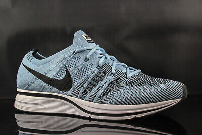"3b260bb75b2f NIKE FLYKNIT TRAINER ""CIRRUS BLUE"" UK 8.5 EU 43 US 9.5 CM 27.5 BNIB ..."