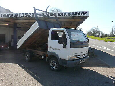 2003 Nissan Cabstar 2.7 Diesel Tipper Also Wanted £2895