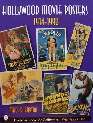 BOEK/LIVRE : Hollywood Movie Posters: 1914-1990 (film poster,affiche de cinema